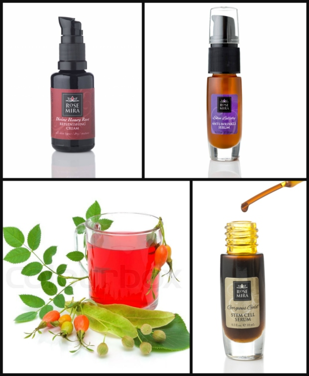 rosehip seed oil and products