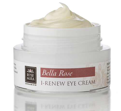EYE CREAM_Bella Rose_WHITE JAR_OPEN._cropped further