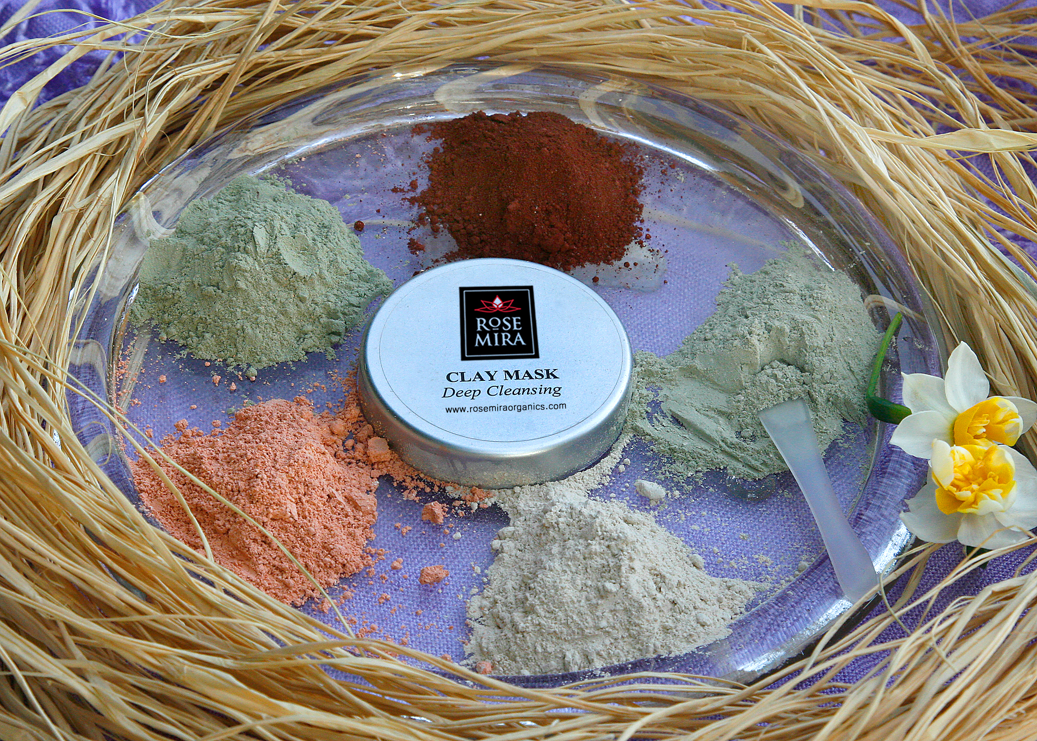 The Rejuvenating properties of Clay
